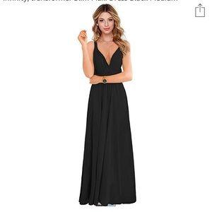 Dresses & Skirts - Convertible Dress-Black
